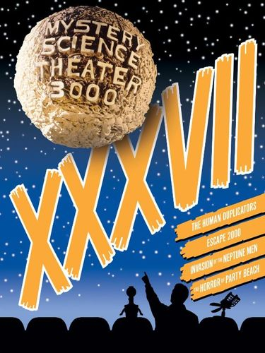 Mystery Science Theater 3000: XXXVII [4 Discs] [DVD] 32128867