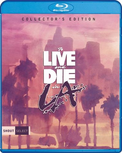 To Live and Die in L.A. [Collector's Edition] [Blu-ray] [1985] 32128876