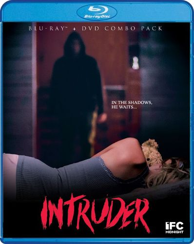 Intruder [Blu-ray/DVD] [2 Discs] [2016] 32128894