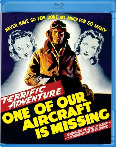 One of Our Aircraft Is Missing [Blu-ray] [1942] 32138553