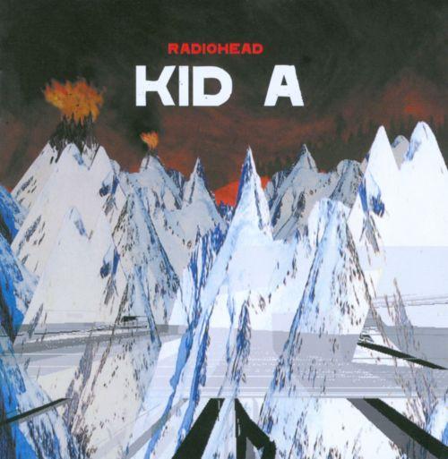Kid A [LP] - VINYL 32139349