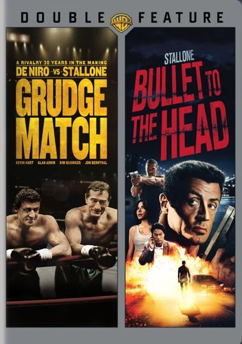 Grudge Match/Bullet to the Head [2 Discs] [DVD] 32142466