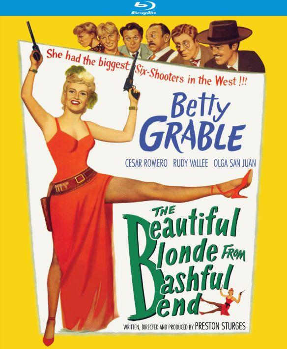 The Beautiful Blonde from Bashful Bend [Blu-ray] [1949] 32143572