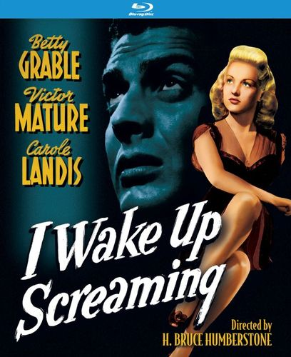 I Wake Up Screaming [Blu-ray] [1941] 32143581