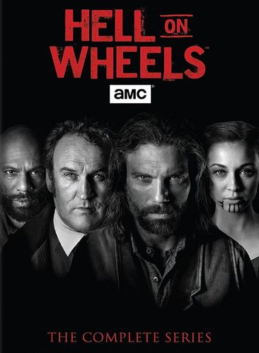 Hell on Wheels: The Complete Series [9 Discs] [DVD] 32144158