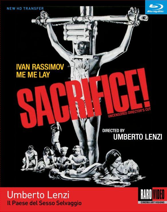 Sacrifice! [Blu-ray] [1972] 32146165