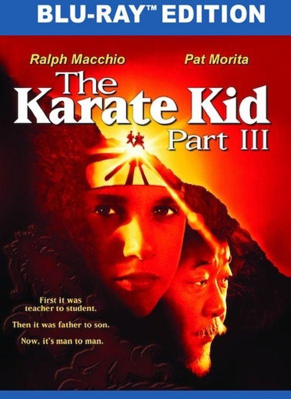 The Karate Kid Part III [Blu-ray] [1989] 32146289