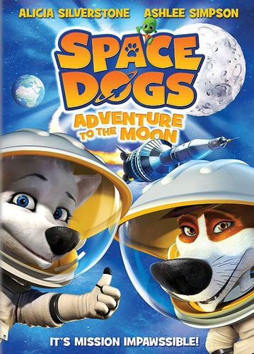Space Dogs: Adventure to the Moon [DVD] [2016] 32146408
