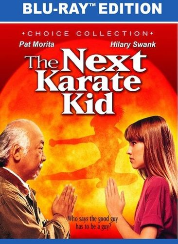 The Next Karate Kid [Blu-ray] [1994] 32146426