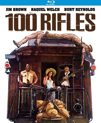 100 Rifles [Blu-ray] [1969] 32146706