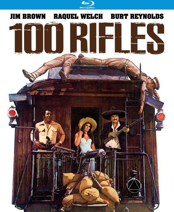 100 Rifles [Blu-ray] [1969] 32146706