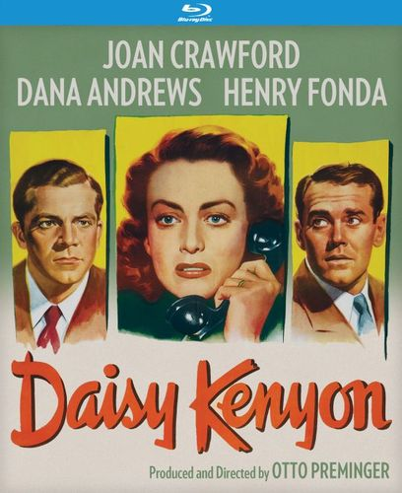 Daisy Kenyon [Blu-ray] [1947] 32146724