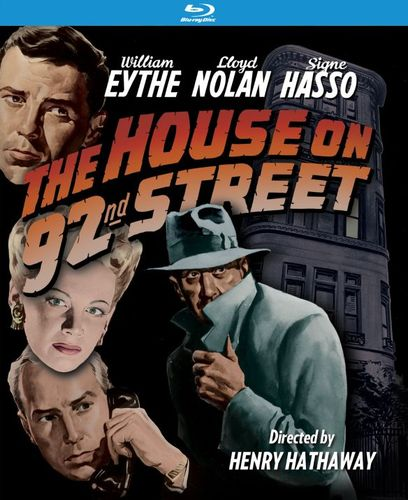 The House on 92nd Street [Blu-ray] [1945] 32146733