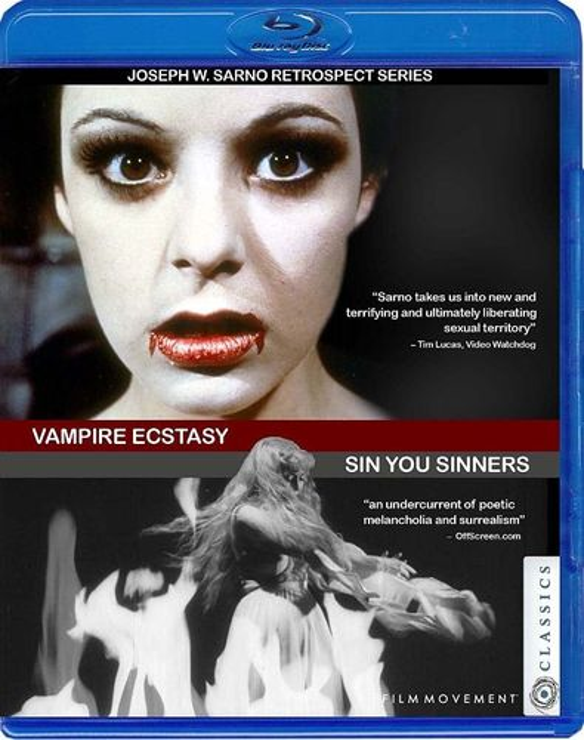Vampire Ecstasy/Sin You Sinners [Blu-ray] 32147814