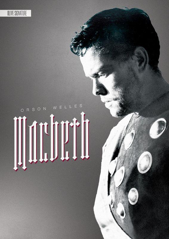 Macbeth [Olive Signature] [DVD] [1948] 32158221