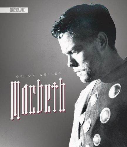 Macbeth [Olive Signature] [Blu-ray] [1948] 32158249