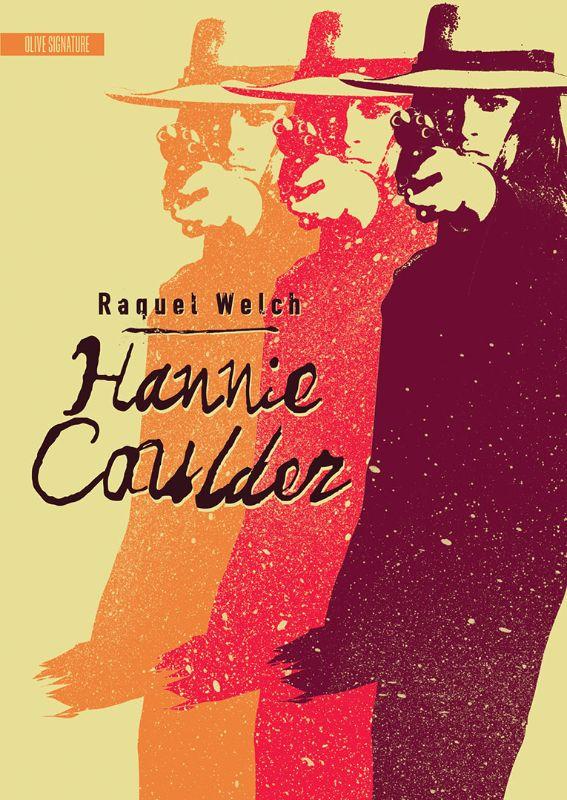 Hannie Caulder [Olive Signature] [DVD] [1971] 32158258