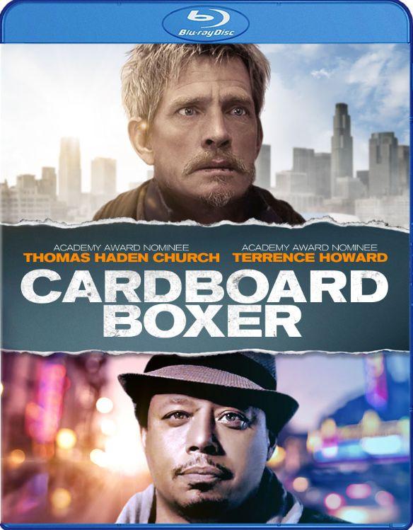 Cardboard Boxer [Blu-ray] [2016] 32158317