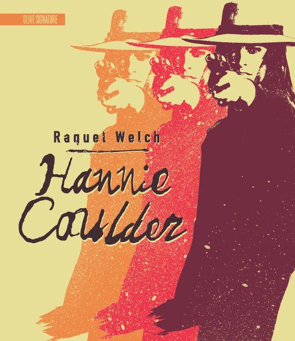 Hannie Caulder [Olive Signature] [Blu-ray] [1971] 32158344