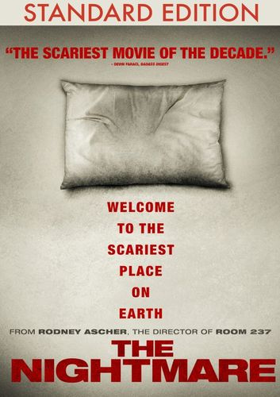 The Nightmare [DVD] [2015] 32163111