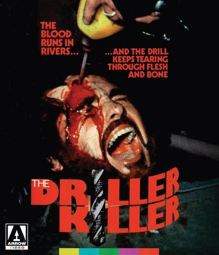 The Driller Killer [Blu-ray/DVD] [2 Discs] [1979] 32163427