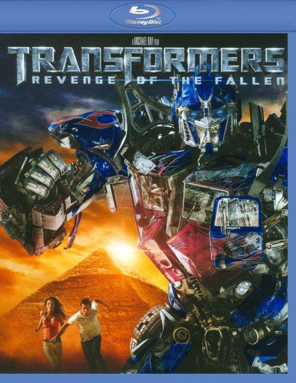 Transformers: Revenge of the Fallen [Blu-ray] [2009] 3216425