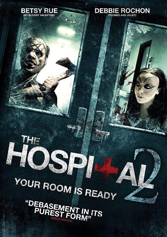The Hospital 2 [DVD] [2015]