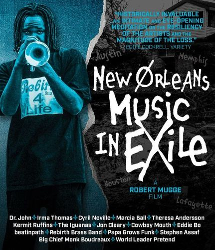 New Orleans Music in Exile [Video] [Blu-Ray Disc] 32171186
