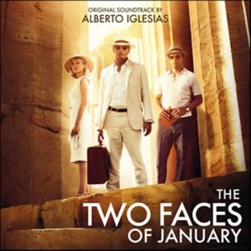 The Two Faces of January [Original Motion Picture Soundtrack] [CD] 32173385