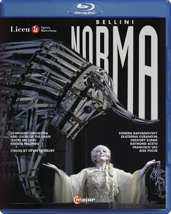 Norma (Opera Barcelona) [Blu-ray] [2015] 32175696