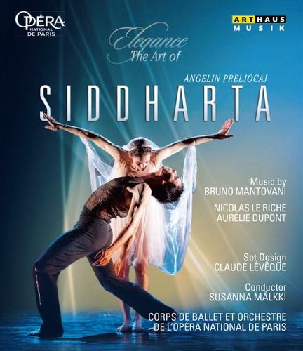 Siddharta (Opéra National de Paris) [Blu-ray] [2010] 32177222