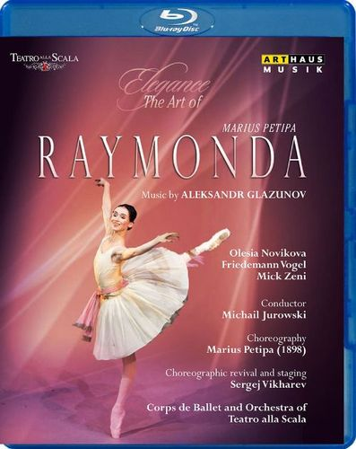 Raymonda (Teatro alla Scala) [Blu-ray] [2011] 32178884