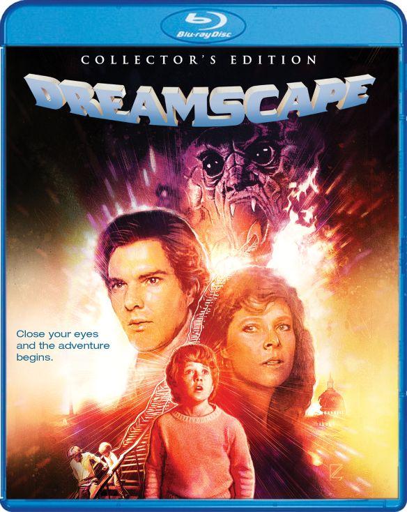Dreamscape [Collector's Edition] [Blu-ray] [1984] 32179656