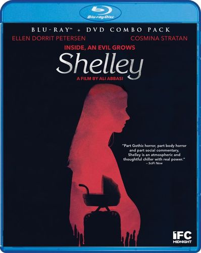 Shelley [Blu-ray] [2 Discs] [2016] 32179665