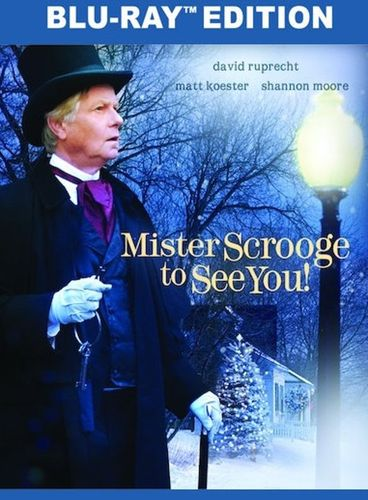 Mister Scrooge to See You! [Blu-ray] [2013] 32185206
