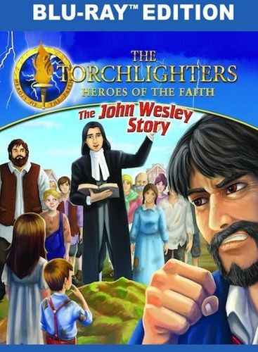 The Torchlighters: The John Wesley Story [Blu-ray] 32185356