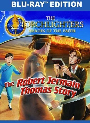 The Torchlighters: The Robert Jermain Thomas Story [Blu-ray] 32185365