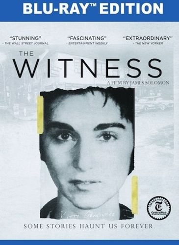 The Witness [Special Director's Edition] [Blu-ray] [2015] 32185532