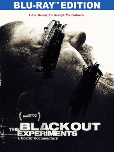 The Blackout Experiments [Blu-ray] [2016] 32185969