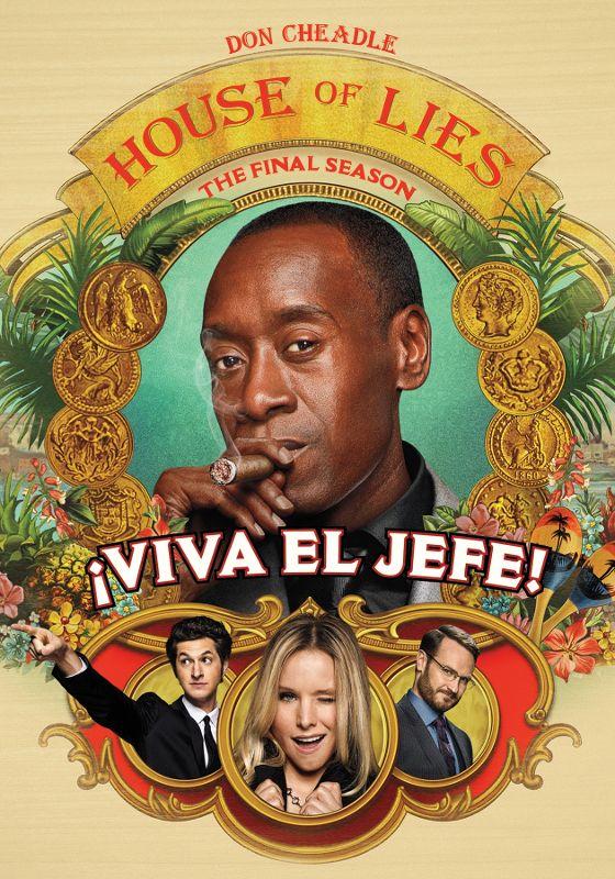 House of Lies: The Final Season [2 Discs] [DVD] 32190187