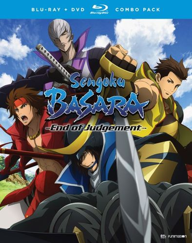 Sengoku Basara: End of Judgement - The Complete Series [Blu-ray] 32193616