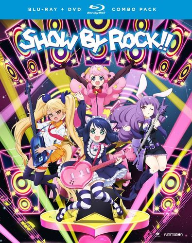 Show by Rock!: Complete Series [Blu-ray] 32193652