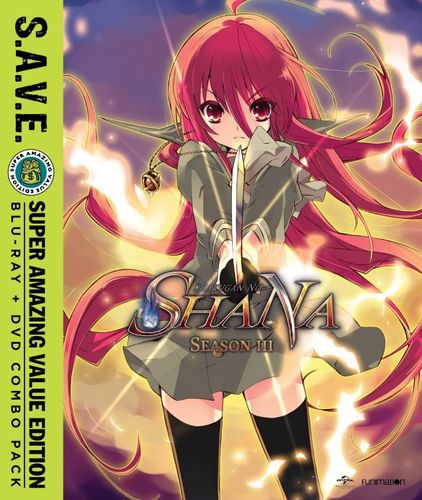 Shakugan No Shana: Season Three [S.A.V.E.] [Blu-ray] [8 Discs] 32193843