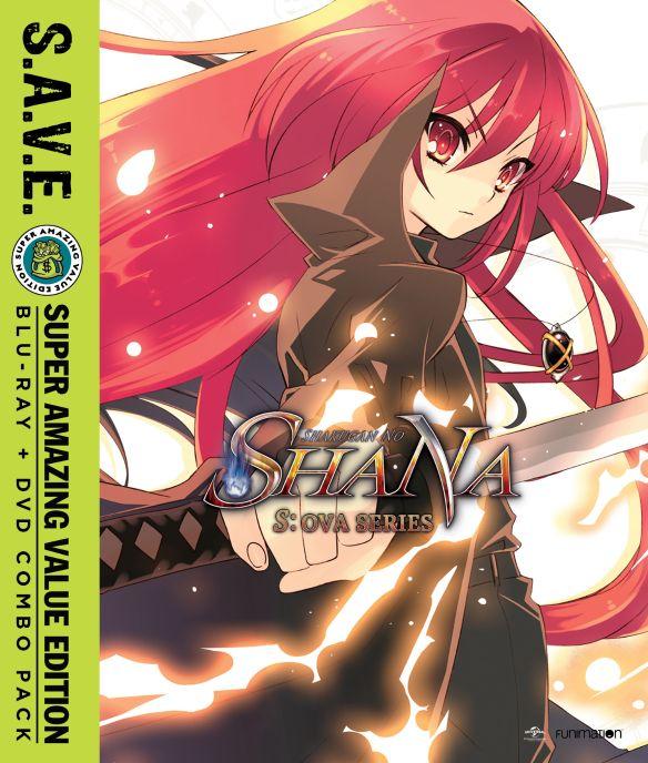 Shakugan No Shana S: OVA Series [S.A.V.E.] [Blu-ray] [2 Discs] 32193861