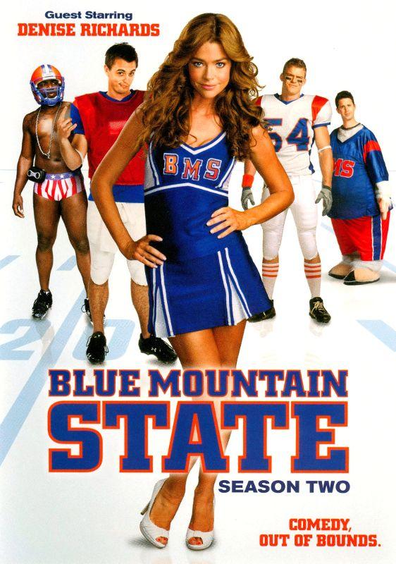 Blue Mountain State: Season Two [2 Discs] [DVD] 3220049