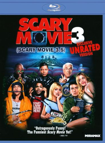 Scary Movie 3 [Unrated] [Blu-ray] [2003] 3220067