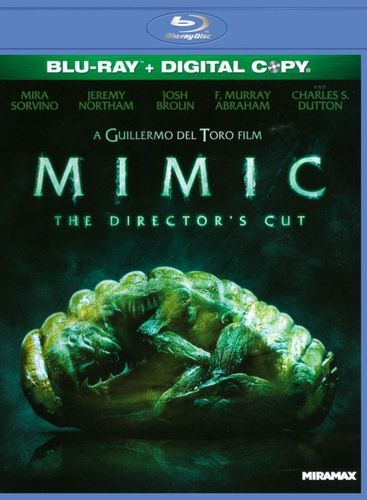 Mimic [Unrated] [Director's Cut] [Includes Digital Copy] [2 Discs] [Blu-ray] [1997] 3220119