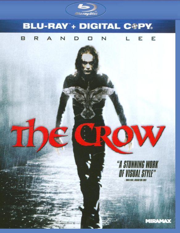 The Crow [2 Discs] [Includes Digital Copy] [Blu-ray/DVD] [1994] 3220164