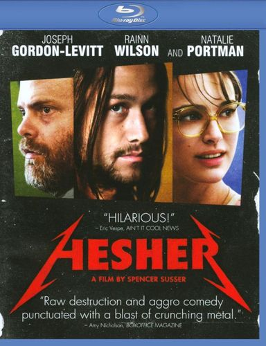 Hesher [Blu-ray] [2010] 3220182