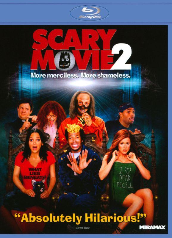 Scary Movie 2 [Blu-ray] [2001] 3220191